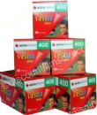 Agfa Vista Plus 400iso 36 exposure Colour Print Film 5 PACK SPECIAL
